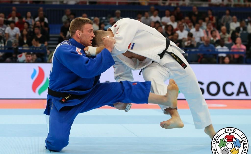 Оставаме без медал на Световното първенство по джудо