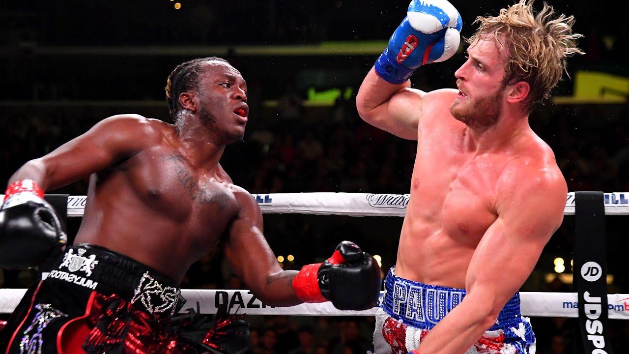 KSI обеща да спаси бокса от семейство Пол (видео)