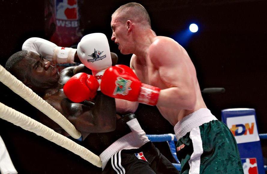 Наш боксьор срещу спаринг партньор на Джошуа и Дюбоа на гала в Англия
