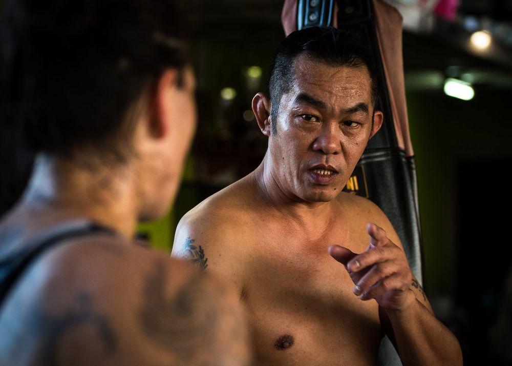 Легендарен майстор на муай тай се самоуби