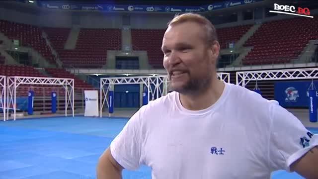 Семи Шилт: Мачът Фердаус – Крънич ми направи голямо впечатление