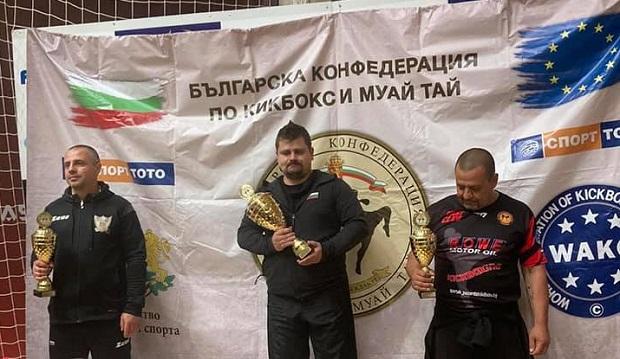 """Кикбоксьорите на """"Стар Тийм"""" със 143 медала и титлата на татами"""