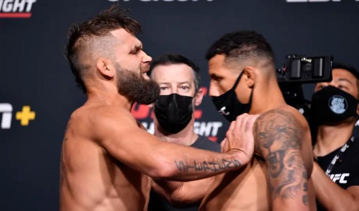 UFC иска да забрани бутаниците на кантара