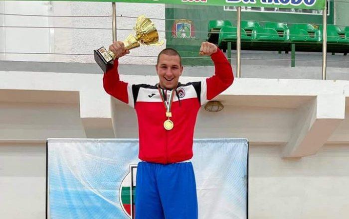 Георги Стоев: В бокса задна няма