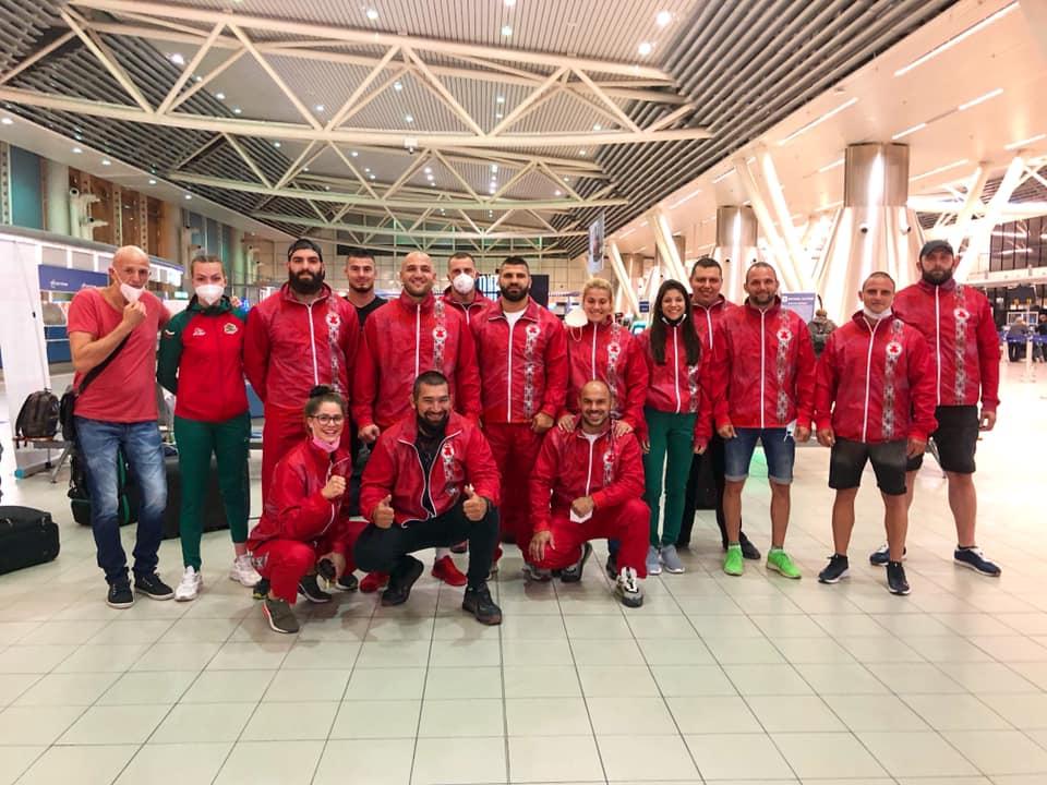 България атакува Европейското по сумо в Казан с 12 бойци (ВИДЕО)