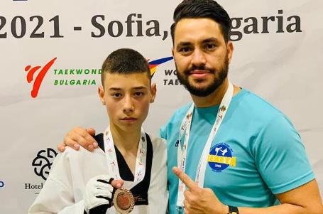 Българските таекуондисти с нови медали на Мултиевропейското (СНИМКИ)