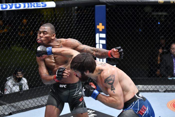 Резултати и бонуси от UFC Вегас 29