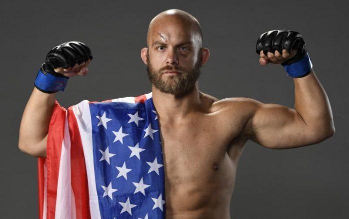 Боец от UFC заложи целия си хонорар на себе си