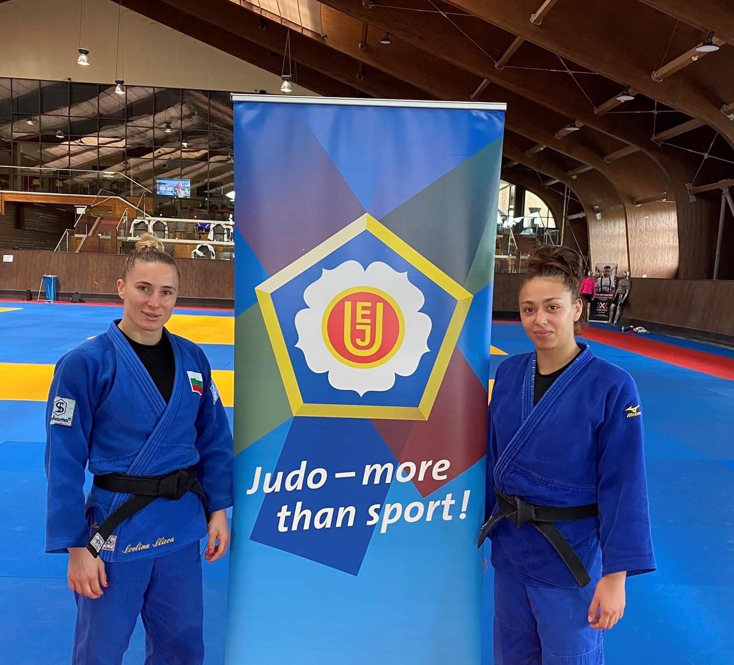 Ивелина Илиева завърши първата част от подготовката за Игрите