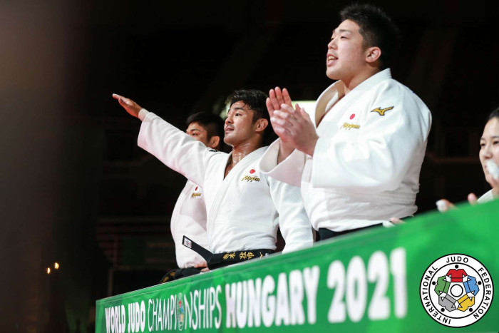 Япония доминира на Световното първенство по джудо