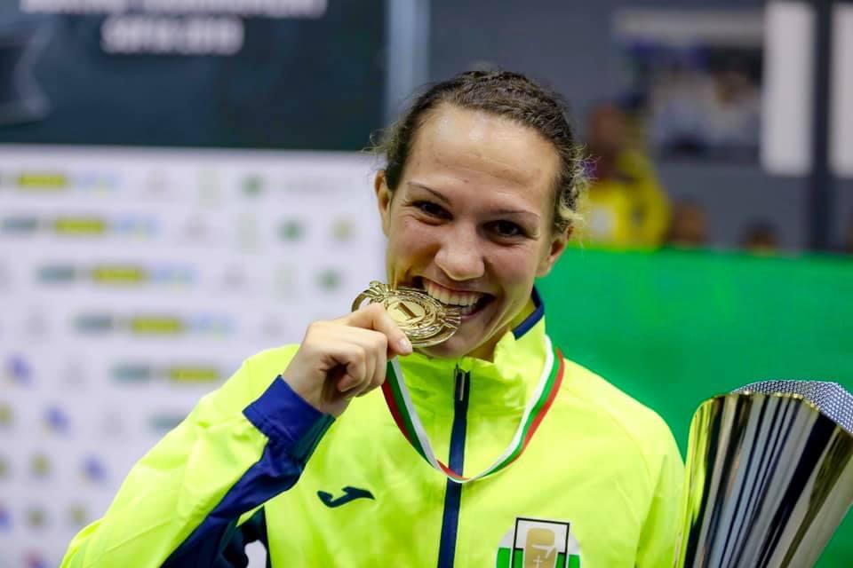 Станимира Петрова: В Токио ще създам удоволствие за всички фенове на бокса
