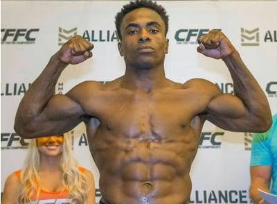 Шампион на CFFC ще дебютира в UFC