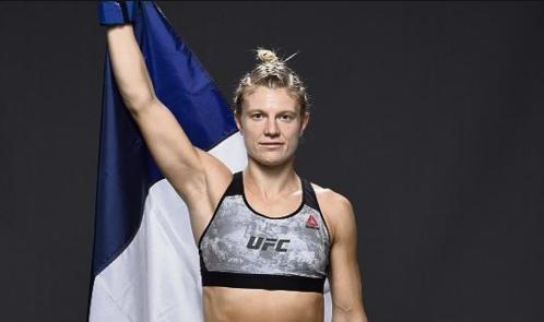 Непобедената в UFC Фиоро влиза в октагона през септември