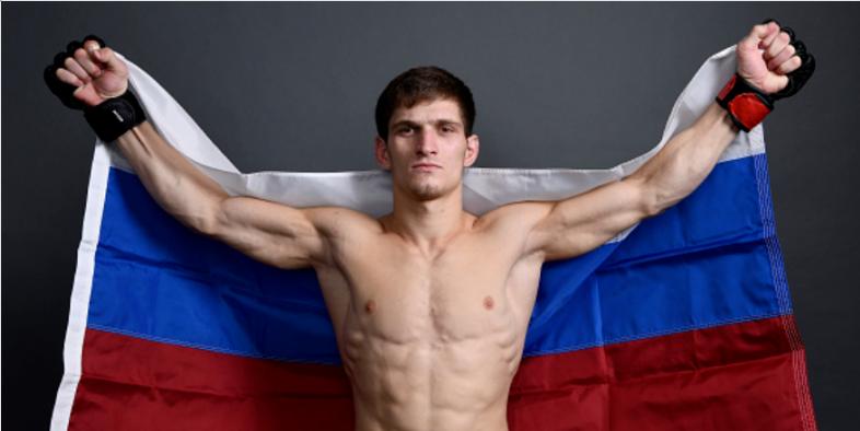Непобеденият Евлоев се изкачва в ранглистата на UFC (КЛАСАЦИЯ)