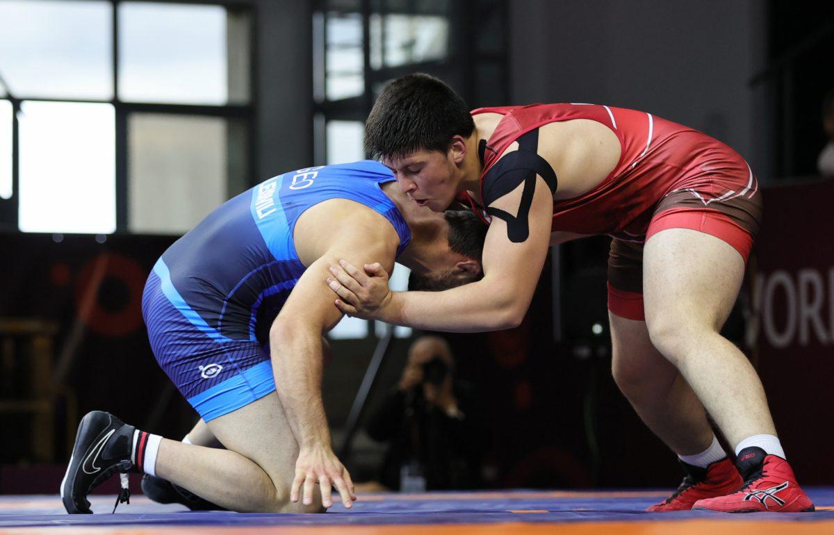 Салиев се размина с титлата от Европейското