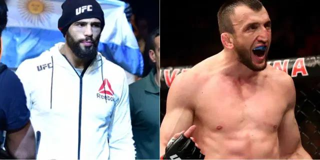 Понзинибио и Салихов влезнаха в ранглистата на UFC (КЛАСАЦИЯ)