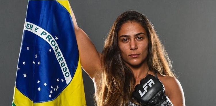 Непобедена бразилка ще дебютира в UFC