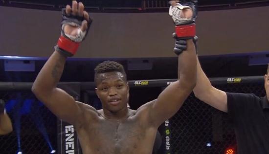 Млад американец ще дебютира в UFC