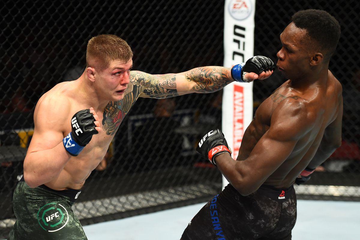 Лек спад за Ветори в ранглистата на UFC