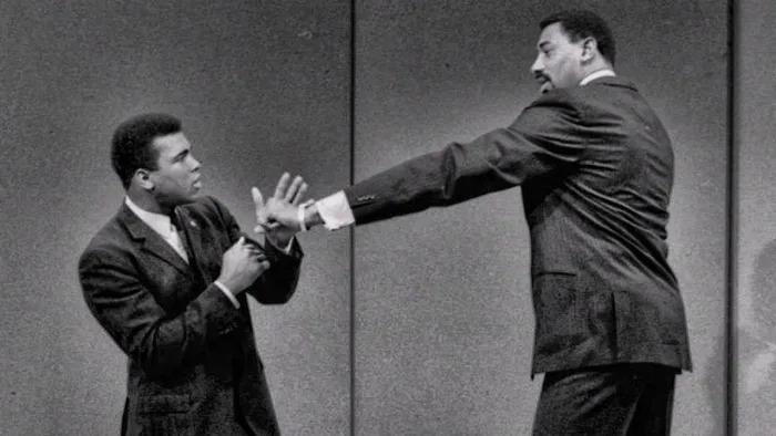 Адвокати развалили мегасблъсък между Мохамед Али и Уилт Чембърлейн! (видео)