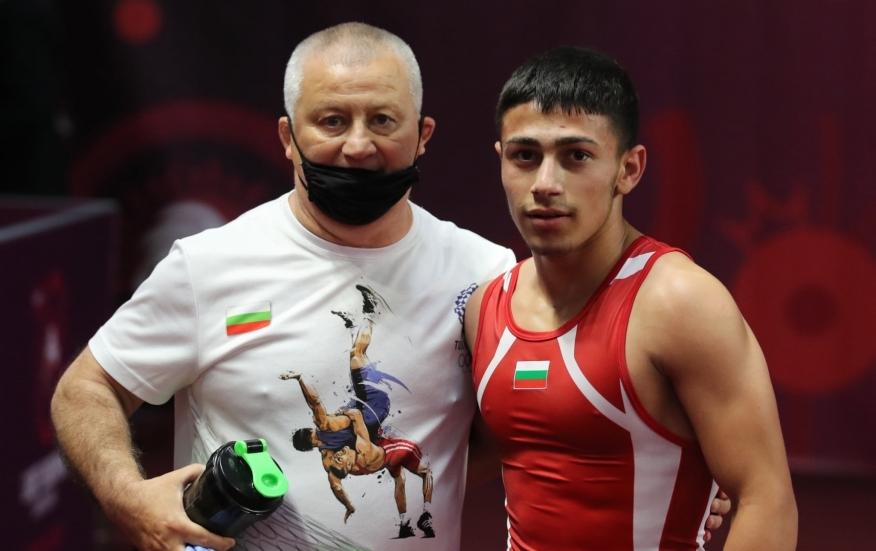 Борислав Кирилов е Европейски шампион