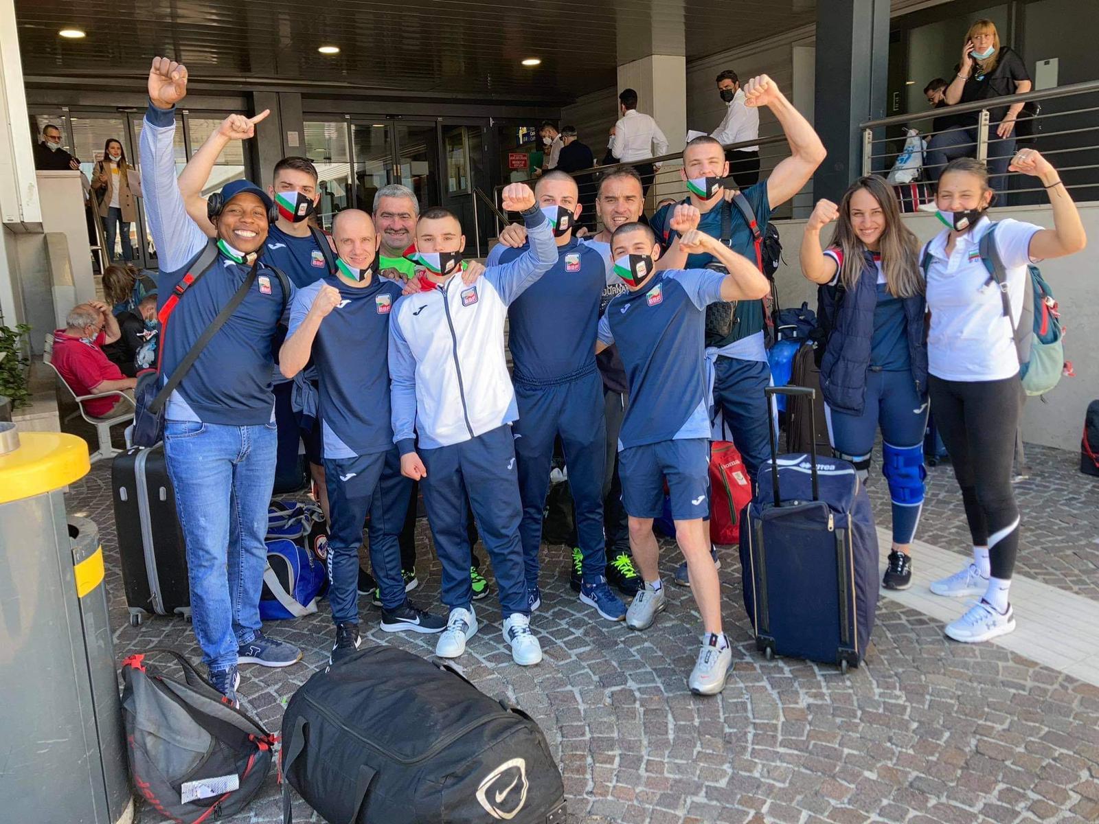 Боксьорите ни научиха пътя към медалите на Европейското