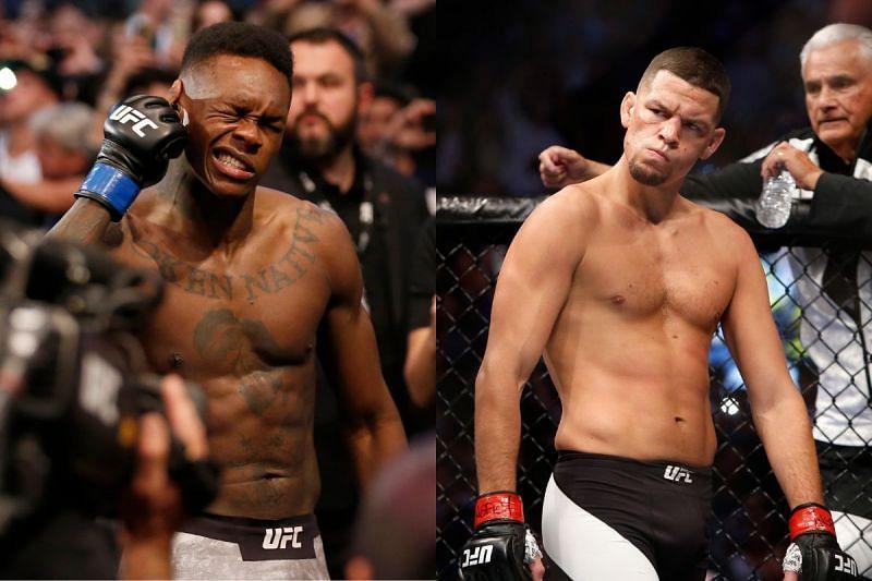 $1.4 милиона за Адесаня, $1.1 за Нейт Диаз от UFC 263