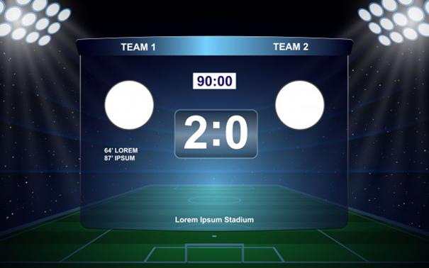 Решен ли е мачът, когато даден отбор води с два гола