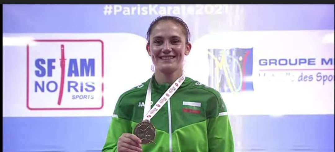 Ивет Горанова си спечели квота за Олимпийските игри в Токио