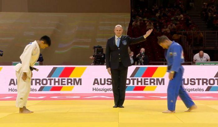 Янислав Герчев стартира с две победи на Световното по джудо