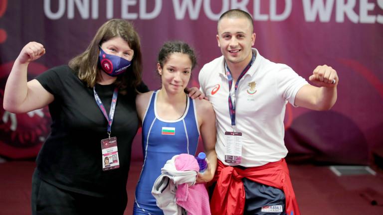 Втори медал за България от Европейското в Самоков