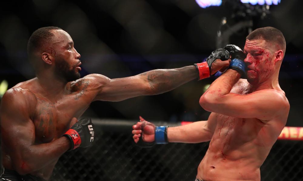 600 000 души си платиха, за да гледат UFC 263