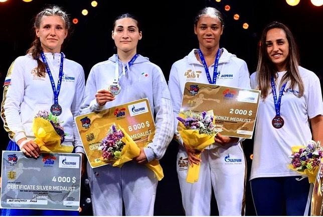 Връчиха премии на медалистите ни от Европейското