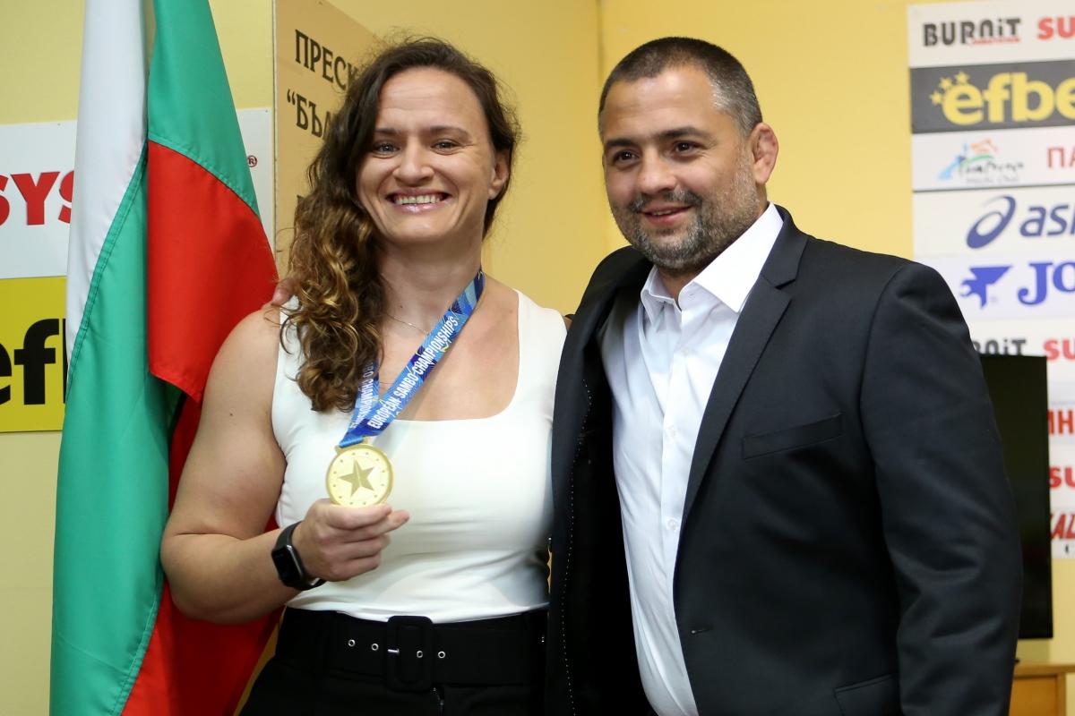 Мария Оряшкова: Игрите в Париж? Защо не… (ВИДЕО)