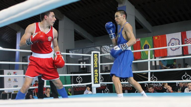 Българският бокс с три бронза от Европейското в Розето