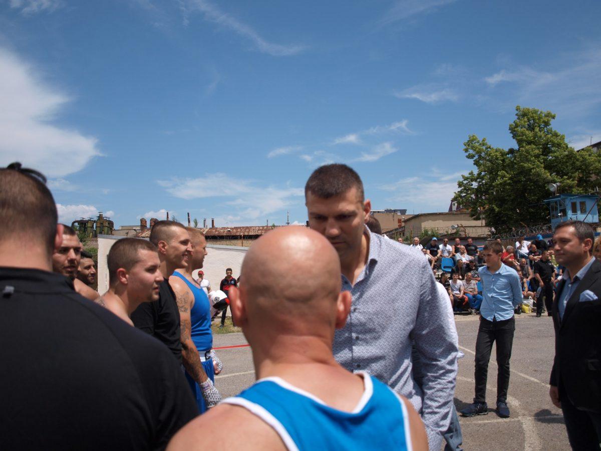 Тервел Пулев затвори устите на скептиците по повод бокса в затвора