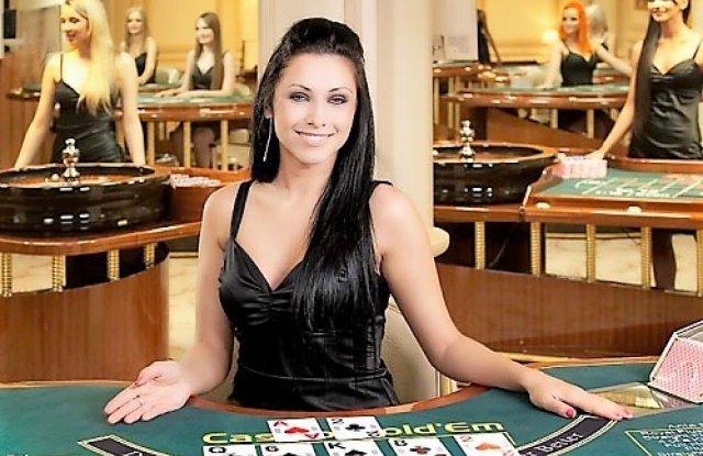 В кое казино са най-красивите жени-крупиета