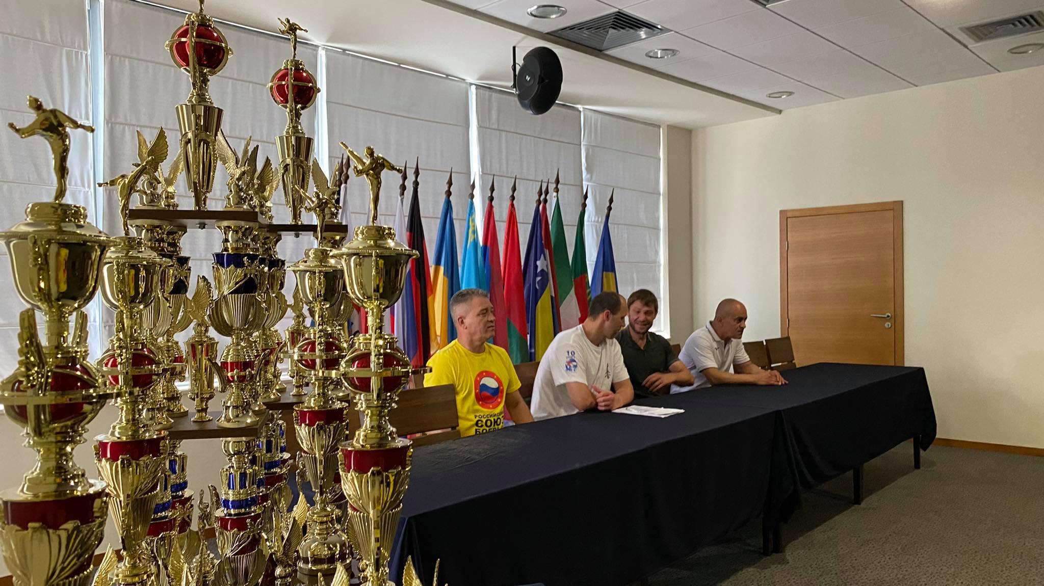Над 400 бойци от 24 държави се впускат за медалите от Световната купа на KWU