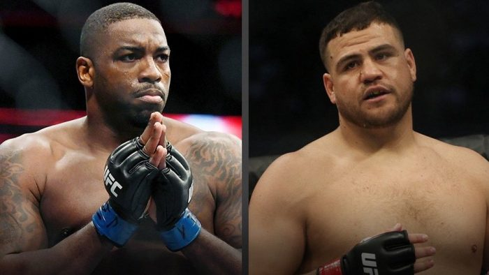 Уолт Харис срещу Тай Туиваса на UFC 267