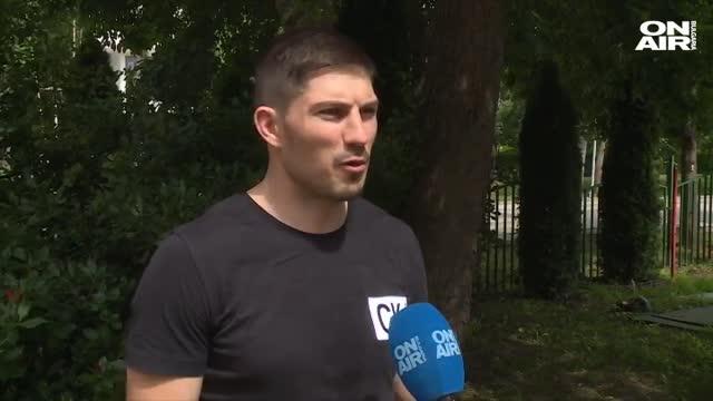 Сергей Браун като треньор и боец в Камчия (ВИДЕО)