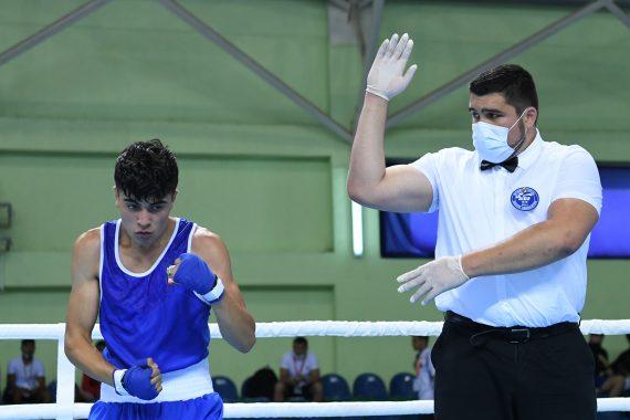 Европейската централа по бокс отличи българин за класа и умения