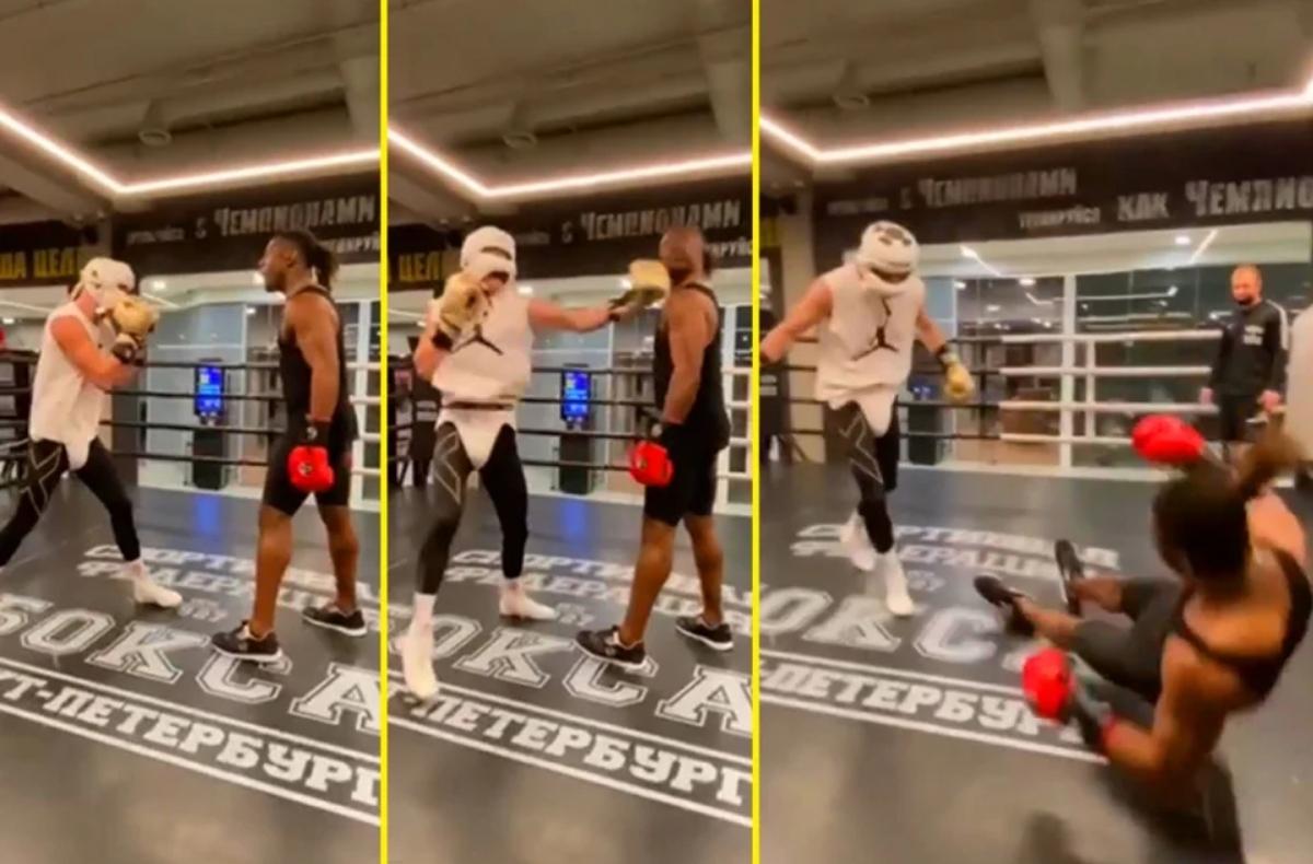 Руснак просна брутално съперника си по време на спаринг (ВИДЕО)