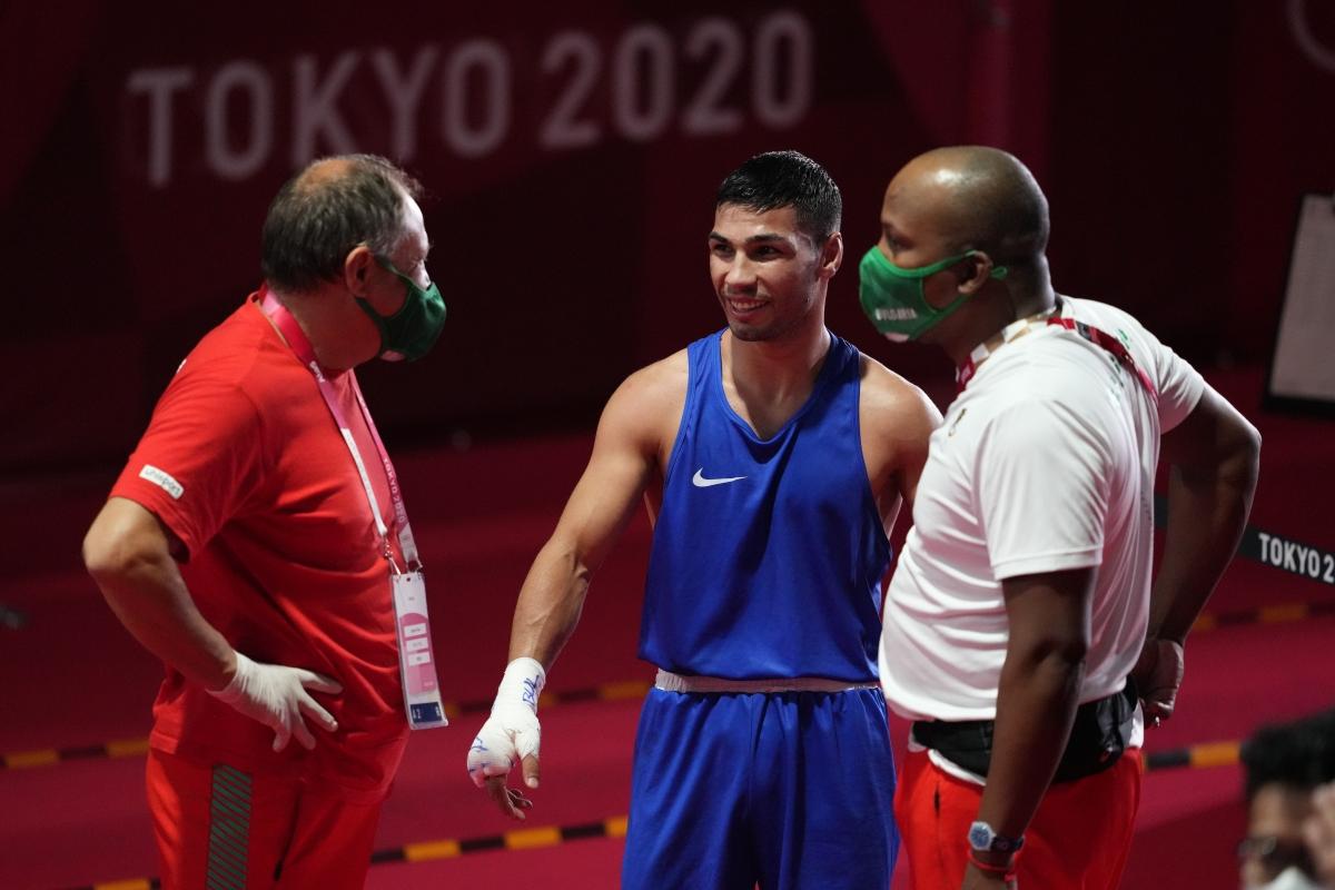 Даниел Асенов с лекота на 1/8-финал на Олимпийските игри!