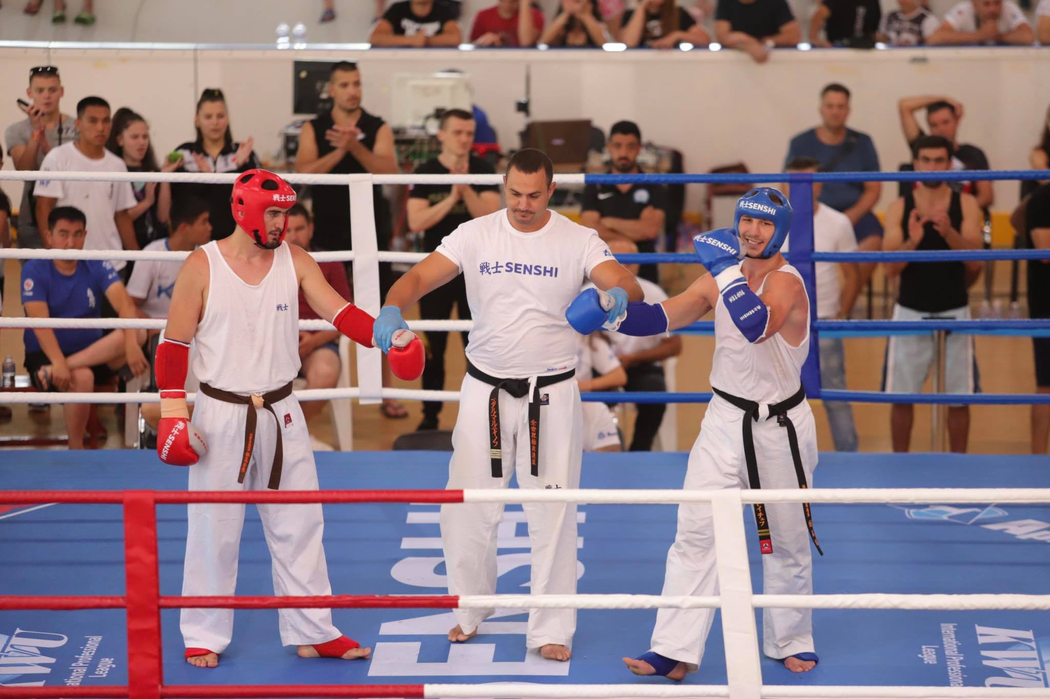 Двама българи на финал на отвореното Европейско първенство на SENSHI