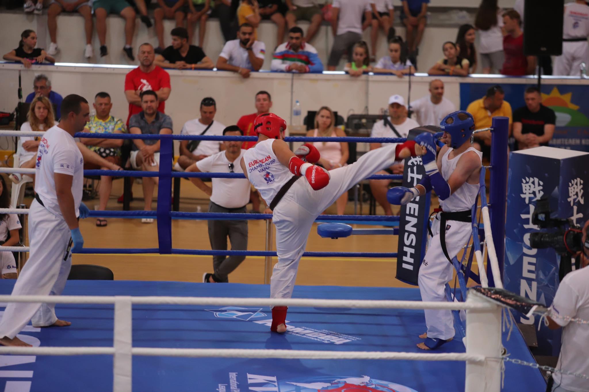 НА ЖИВО полуфиналите от Европейското първенство в Камчия