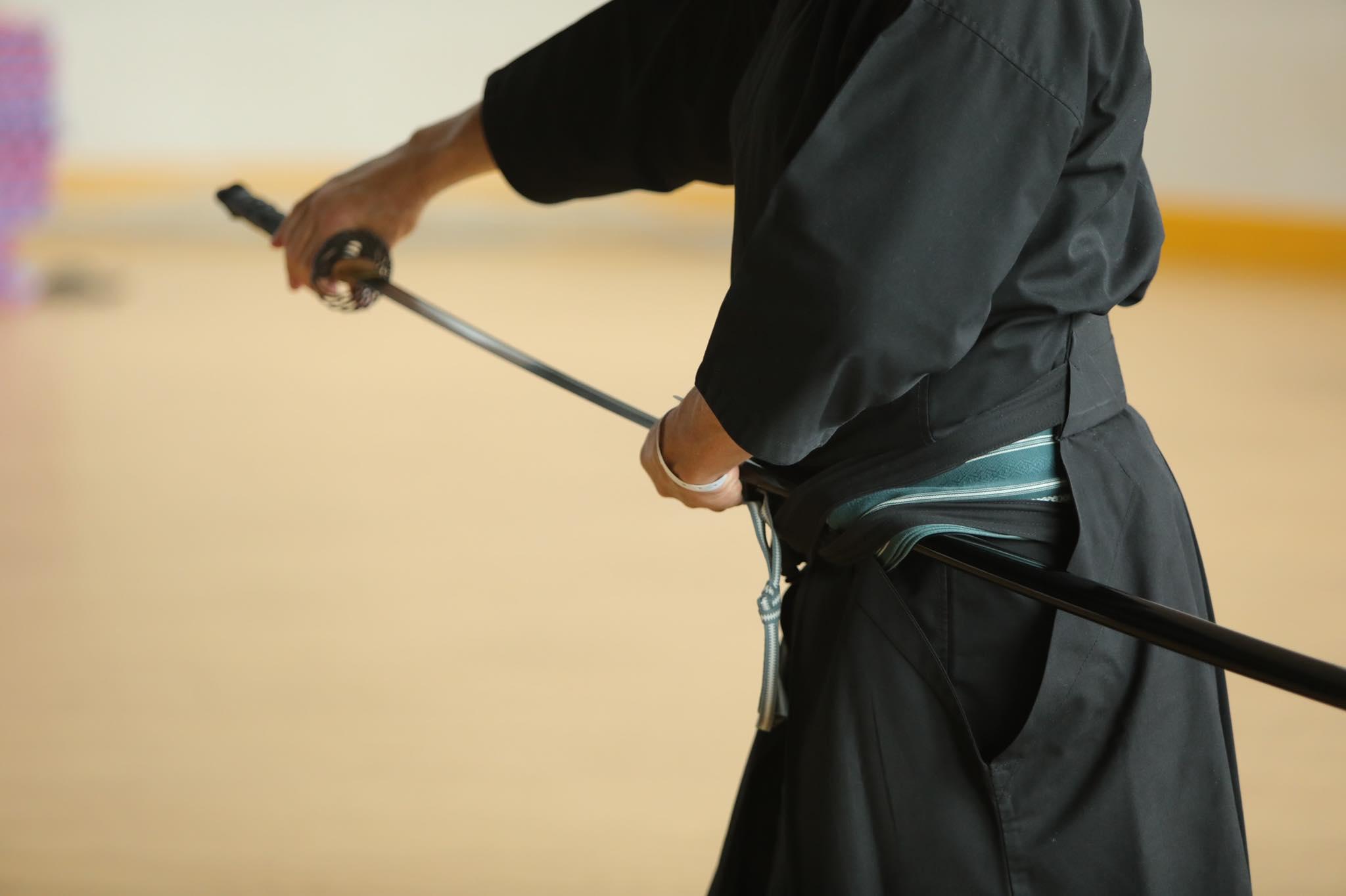 Шихан Асен Асенов: В Иайдо всяко действие на каратеката имитира движението на меча