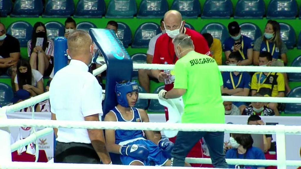 Константин Костов с бронз от Европейското по бокс в Тбилиси