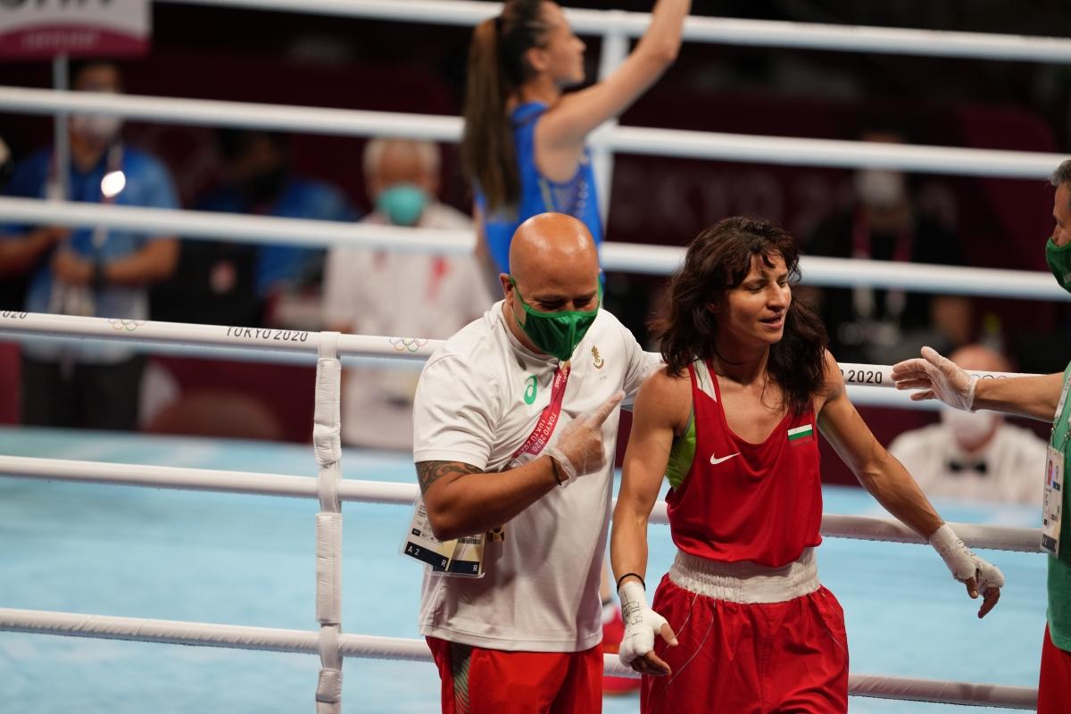 Стойка Кръстева разби китайка и спечели медал