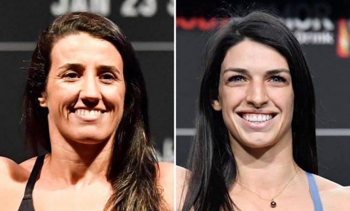 Женски сблъсък оглавява октомврийска галавечер на UFC