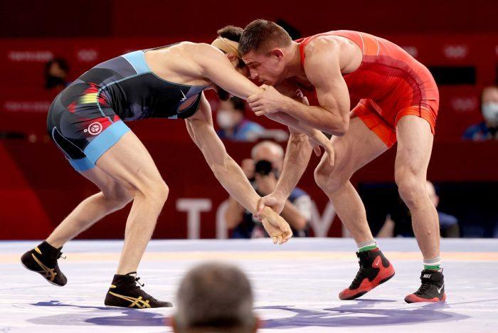 Пето място за Георги Вангелов при дебюта му на Олимпийски игри